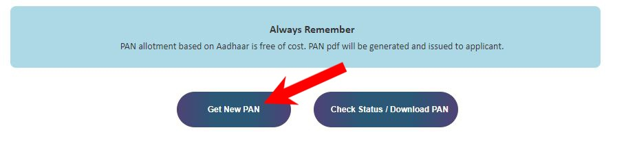 How to Apply for Instant Pan Card for Free 2020