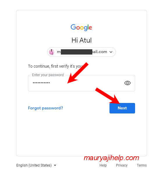 view save password in google account Google Chrome Browser Android Mobile