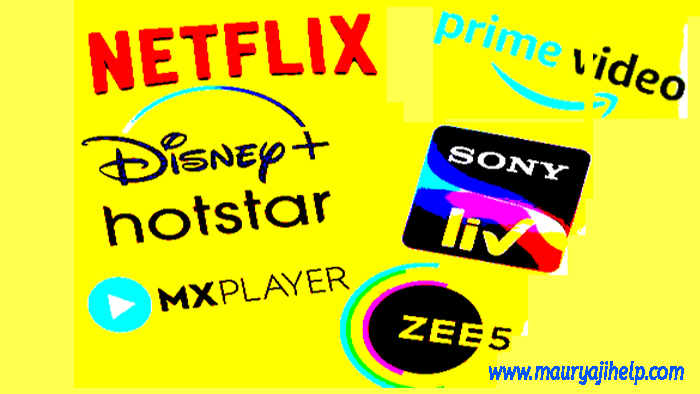 Top OTT Platforms in India